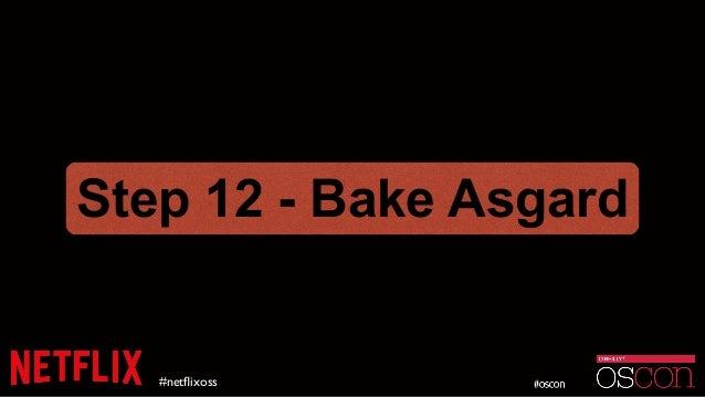#netflixoss Step 12 - Bake Asgard