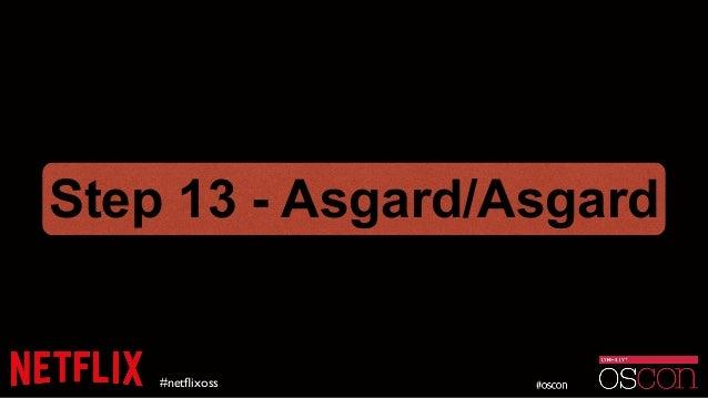 #netflixoss Step 13 - Asgard/Asgard