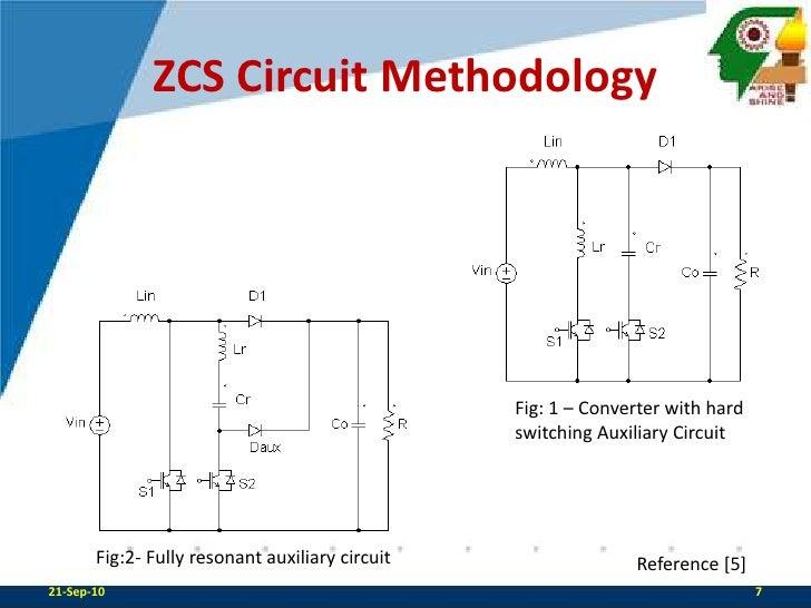 Zero Voltage Zero Current