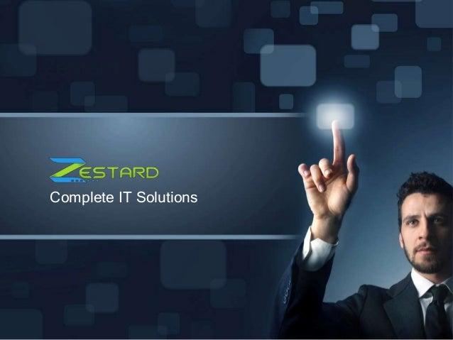 ZestardComplete IT Solutions