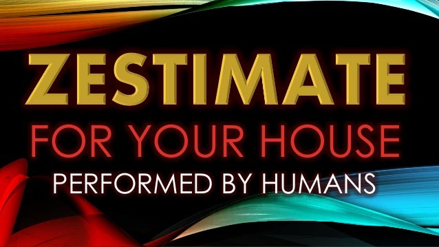 FOR YOUR HOUSE PERFORMED BY HUMANS