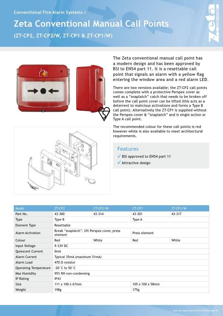 zeta conventional manual call points rh slideshare net