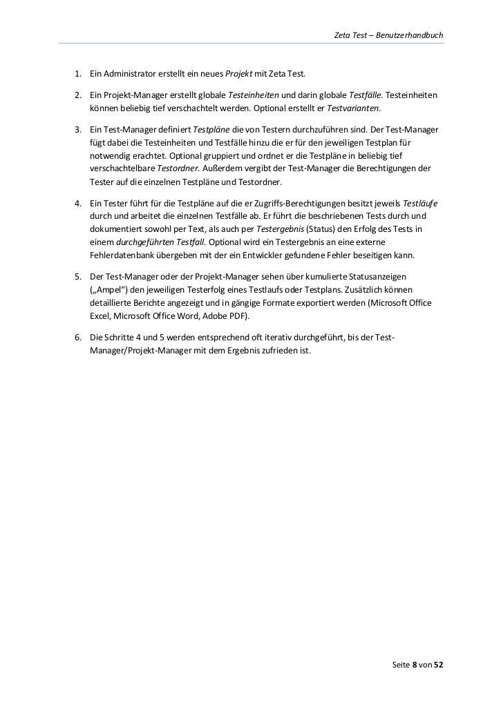 Fein Software Benutzerhandbuch Vorlage Zeitgenössisch - Bilder für ...