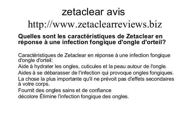 Zetaclear avis Slide 3