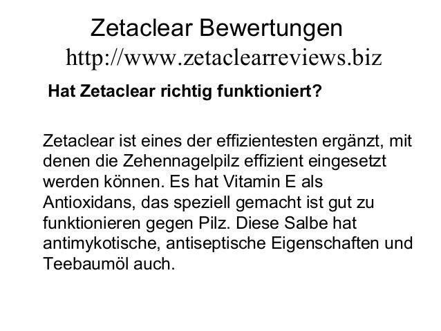 Zetaclear Bewertungen http://www.zetaclearreviews.biz Hat Zetaclear richtig funktioniert? Zetaclear ist eines der effizien...