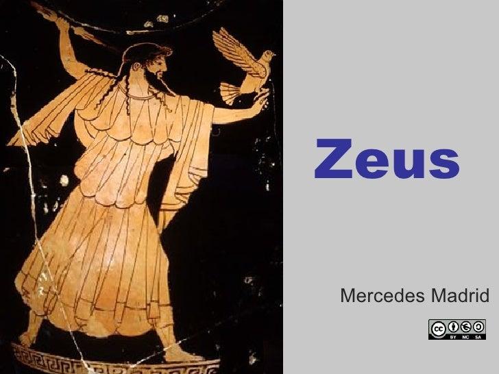 Zeus  Mercedes Madrid