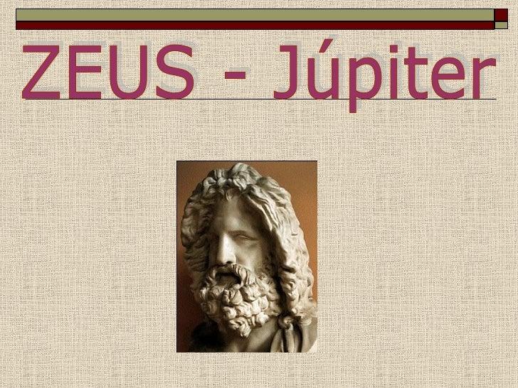 ZEUS - JÚPITER