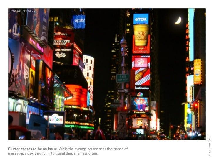 Times Square, New York City                                                                                 © Zeus Jones 2...