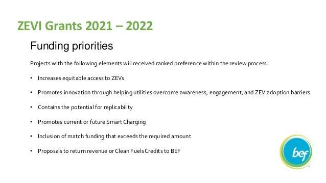 Zero Emission Vehicle Innovation Grant Announcement by Tomas Endicott Slide 3