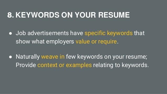How to Avoid Overused Resume Phrases