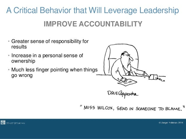 ZF Leadership Accountability