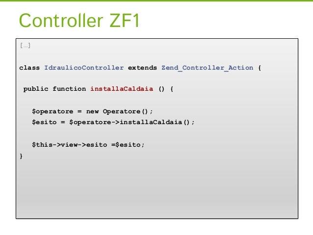 Com'è fatto questo oggetto?[…]Class Operatore {        public function __constructor () {                    $this->caldai...