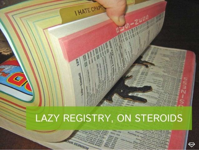 SE FATTO CON REGISTRY