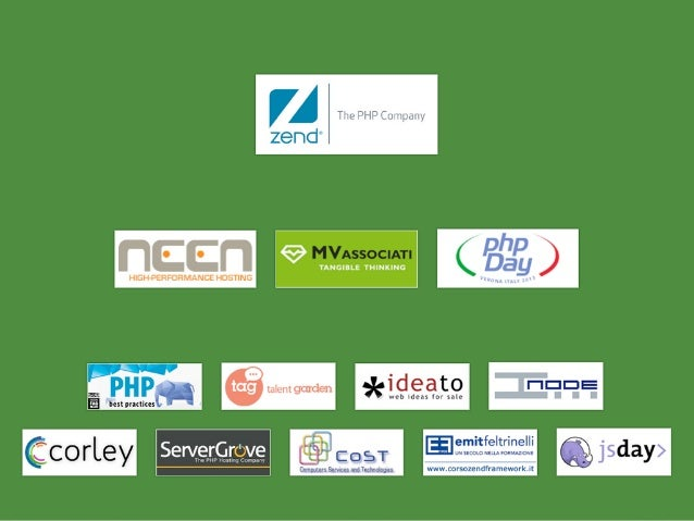 Associazione Gruppo Utenti e      Sviluppatori PHP