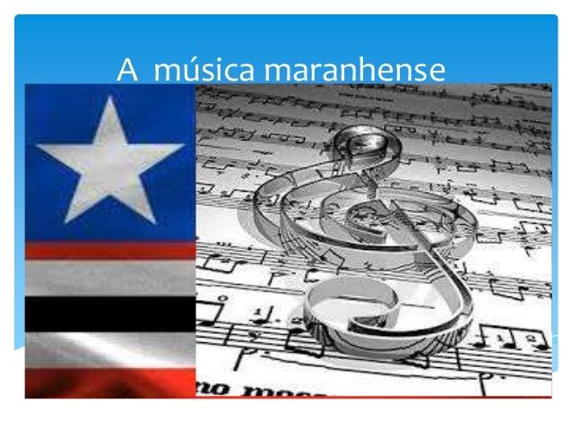 A música maranhense