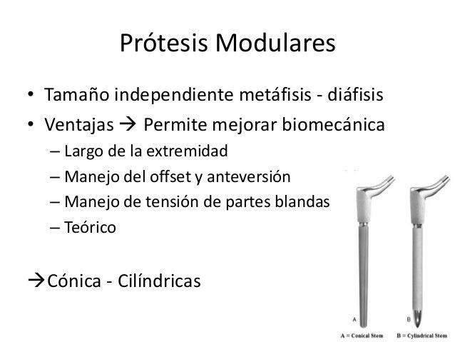 Megaprotesis • Reemplazo fémur proximal • Paprosky IV – Gran perdida stock óseo • Sobrevida 87% a 5 años 64% a 12años
