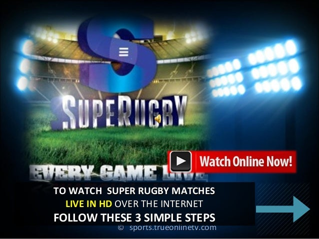 Where to watch Golden Lions vs Stormers - Wk 3 - live super rugby 1st…
