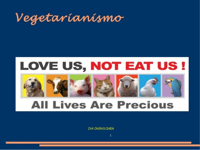 Vegetarianismo         ZHI CHENG CHEN                    1