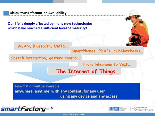 Industry 4.0 – the German vision for advanced manufacturing   Slide 2