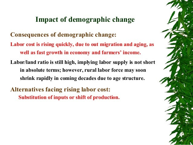the impact of demographic changes on New conference: impact of environmental changes on infectious diseases (#iecid2015) multidisciplinary conference will explore how environmental changes are affecting dynamics of infectious diseases worldwide.