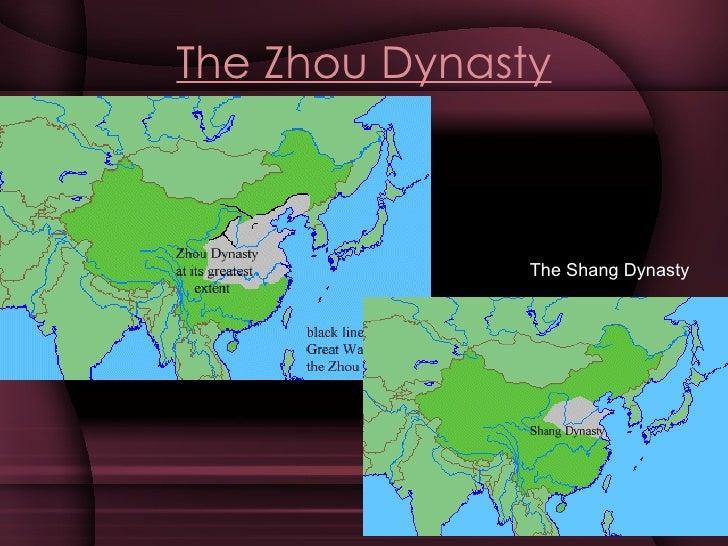 Zhou dynasty ppt the zhou dynasty the shang dynasty sciox Gallery