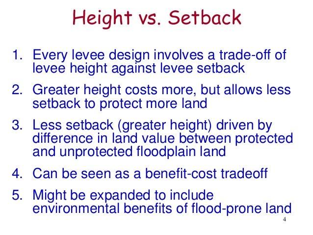 The benefits and setbacks of economic