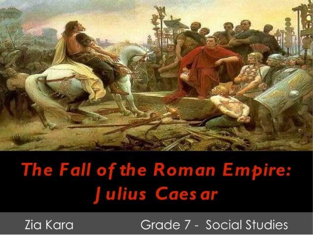 Zia week 8 Social Studies Julius Caesar