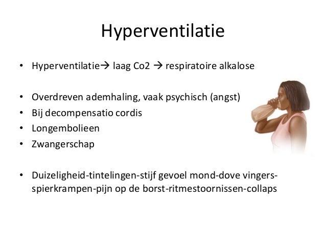 hyperventileren tijdens zwangerschapsdiabetes