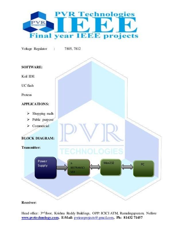 Figure 5 Block Diagram Regulated Supply In Regulated Power Supplies