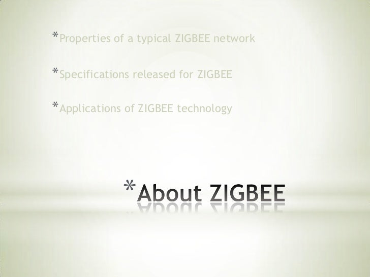 complete home automation using zigbee Diy home automation ranges in cost and complexity  a complete smart home has elements of control, security, utilities and entertainment diy smart homes do well with the first three but have either weak or no support for entertainment  this puts the system in range of most of your smart devices and allows z-wave and zigbee mesh networks.