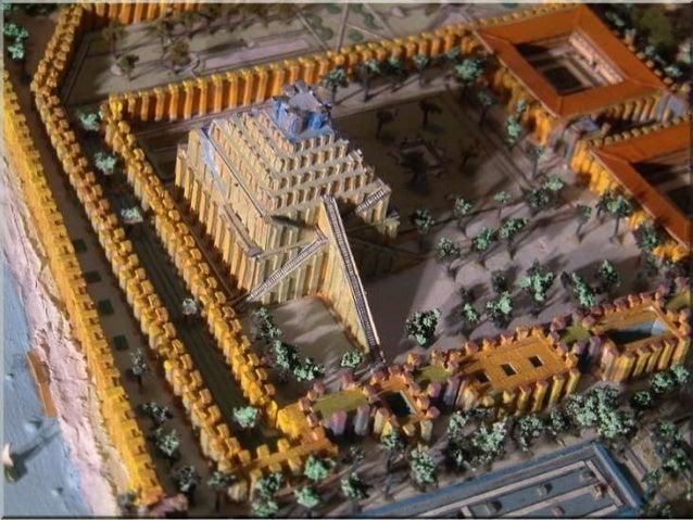 Ziggourat De Babylone