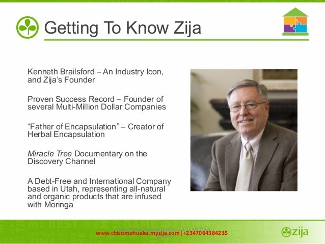 Zija Nigeria Powerpoint Business