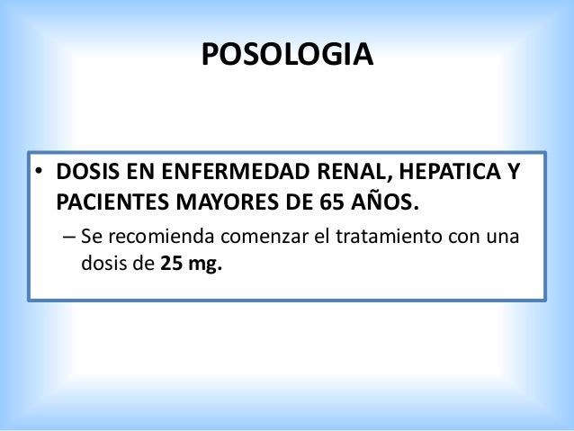 Viagra posologia