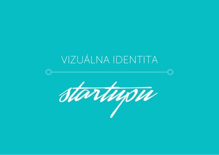 Vizuálna identita startupu