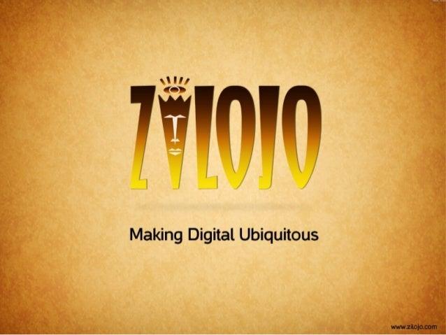 Mobile Marketing Case Study: Taking inspiration from a successful campaign Zilojo© Team