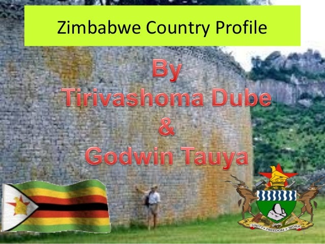 Zimbabwe Country Profile 1