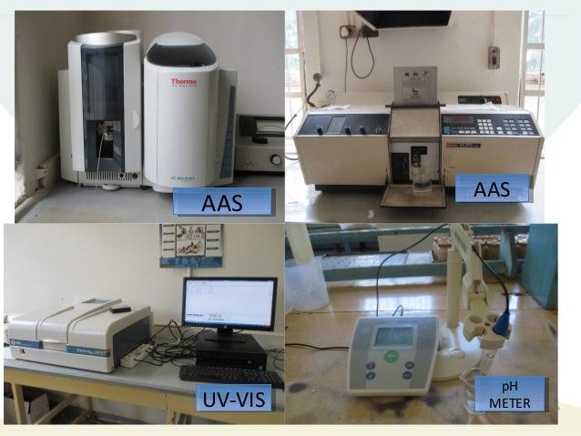 AASAAS AASAAS UV-VISUV-VIS pH METER pH METER