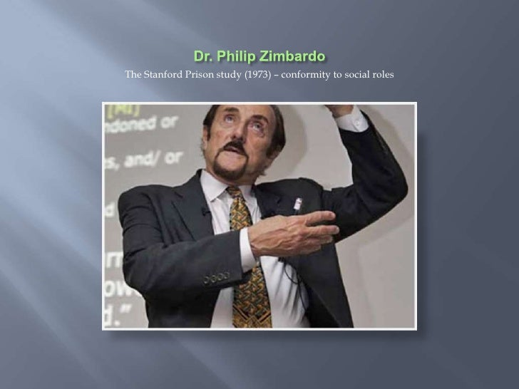 zimbardo's prison study Extracts from this document introduction zimbardo's prison study: do the ends justify the means zimbardo believed that his 'prison study' justified the means.