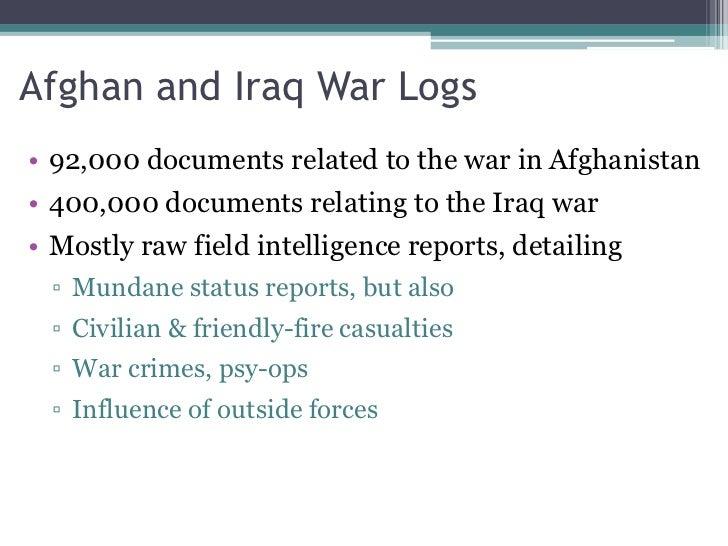 The ethics of civilian casualties