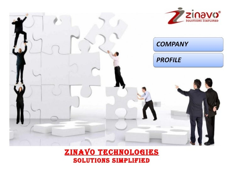 ZINAVO TECHNOLOGIES SOLuTIONS SImpLIfIEd