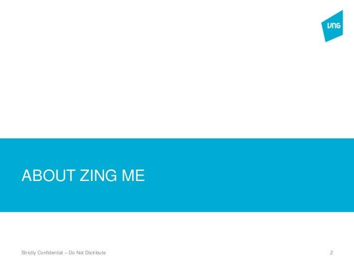 Zing Me Launch Meetup July 2011 Slide 2