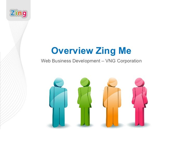 Overview Zing MeWeb Business Development – VNG Corporation