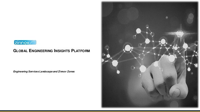 GLOBAL ENGINEERING INSIGHTS PLATFORM Engineering Services Landscape and Zinnov Zones