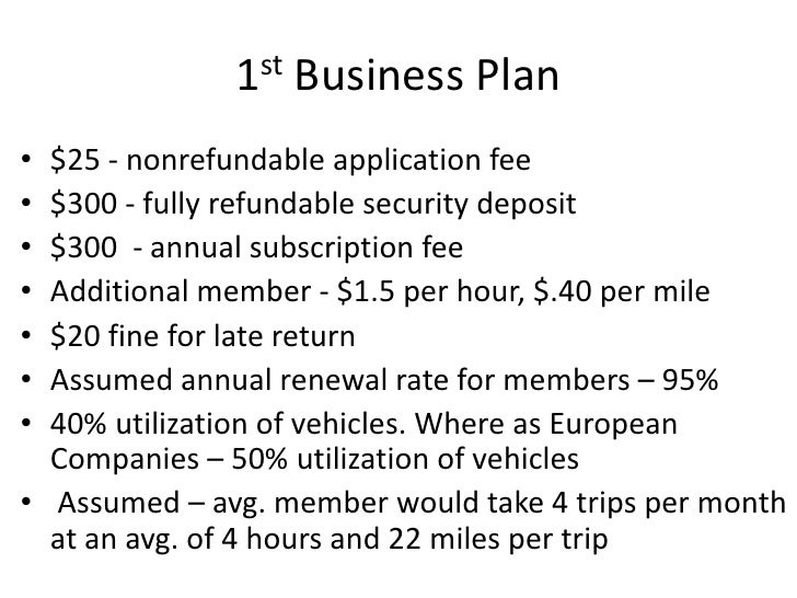 zipcar refining the business model case study analysis