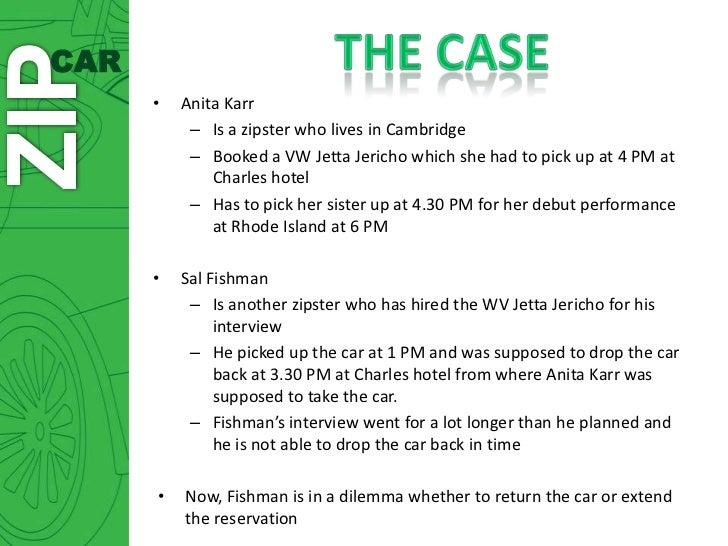 Zipcar Case study   Zipcar   Zipcar Case study Justin Gilmore     Course Hero