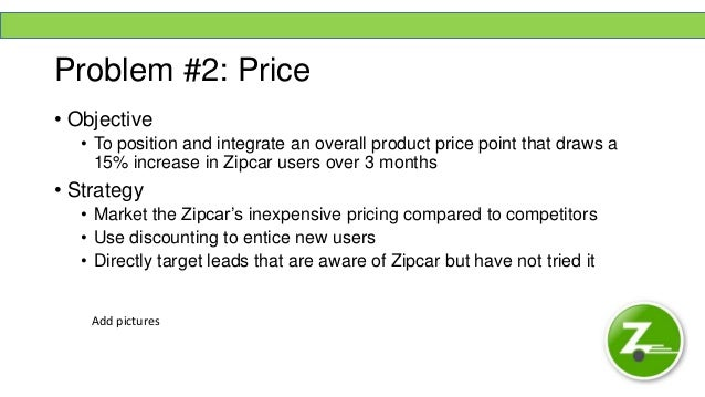 zipcar case study swot