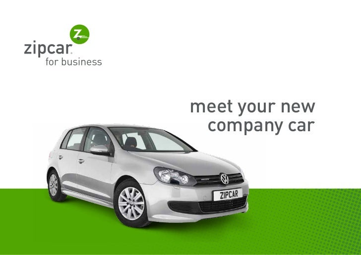 meet your new company car
