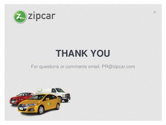 strategic research on zipcar The largest car-sharing company in the united states, offers a unique mobility solution customers in many major us cities can access and use strategically parked cars at their leisure, without purchasing the whole vehicle.