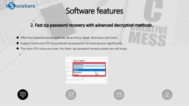 isunshare zip password genius registration code free