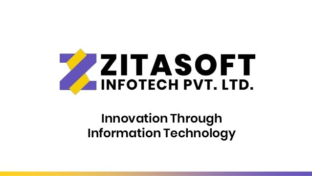 Innovation Through Information Technology